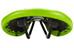 Ventura Bike+Outdoor Sattel mit Nieten grün